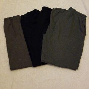Three Sweatpants